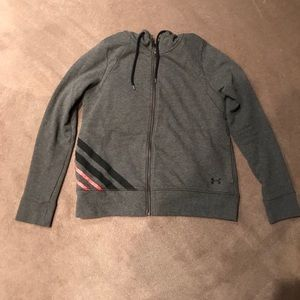 Under armour size m hoodie